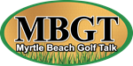 Myrtle Beach Golf Talk Logo