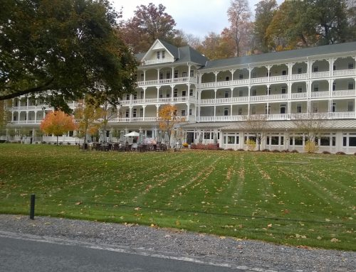2014 Forum Outing – Warm-up Course #1: The Old Course at Bedford Springs