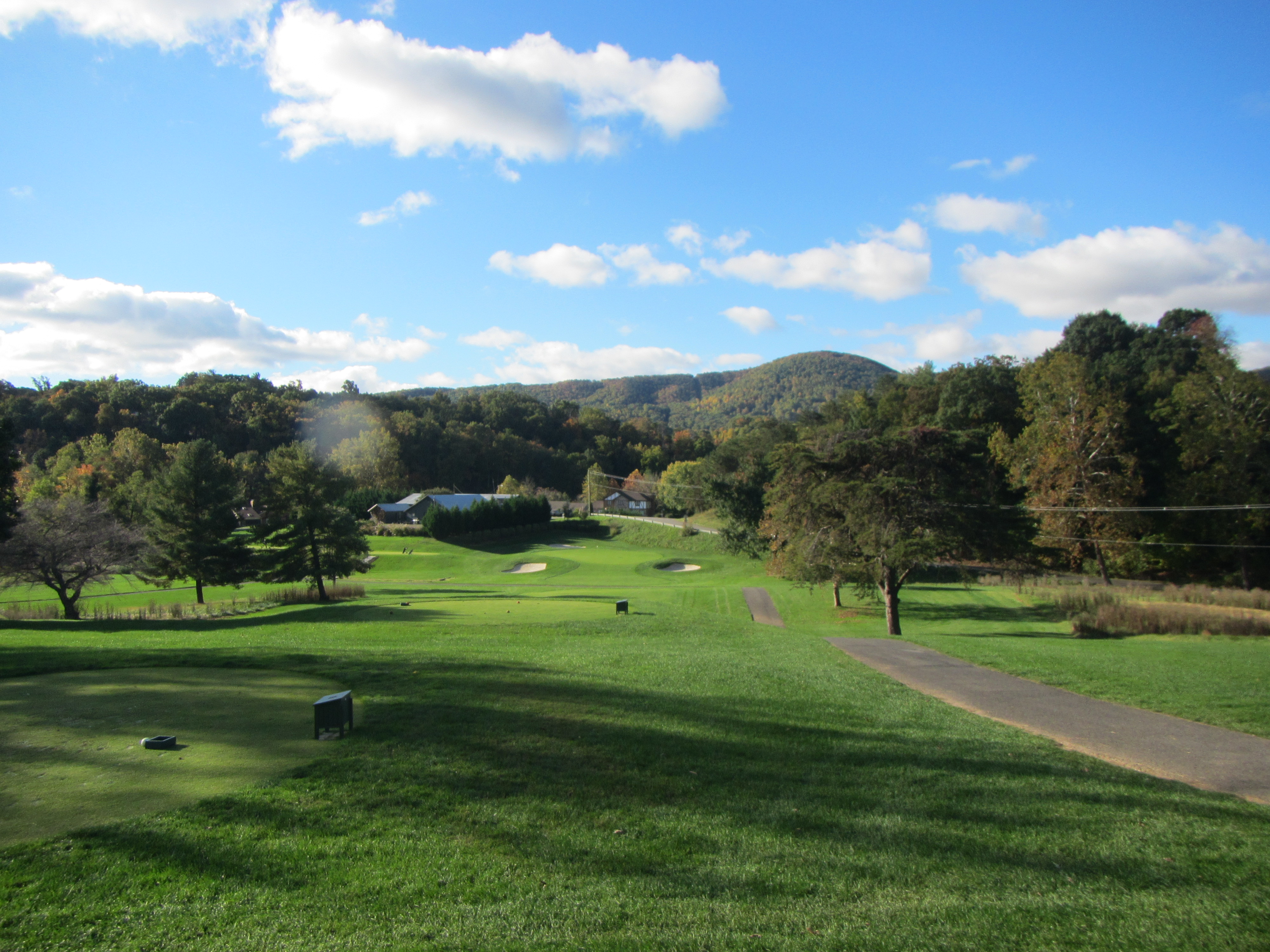 2014 Forum Outing – Warm-up Course #2: Hidden Valley